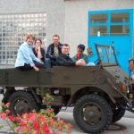 Besuch Artillerie-Fort